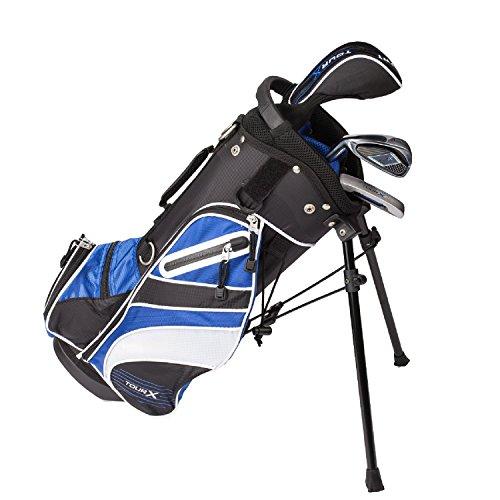 Merchants of Golf 50330 Golf Club Complete Sets, Black