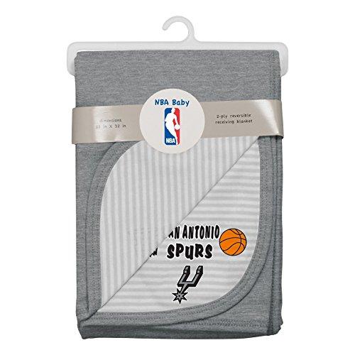 NBA San Antonio Spurs Newborn Baby Blanket (Soft Blanket San Antonio Spurs)