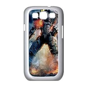 Pasific-Rim Samsung Galaxy S3 9300 Cell Phone Case White L0540852