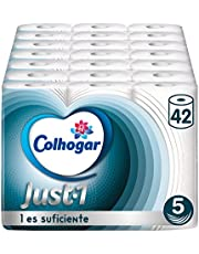 Colhogar Toiletpapier Just 1 5-laags - 42 rollen