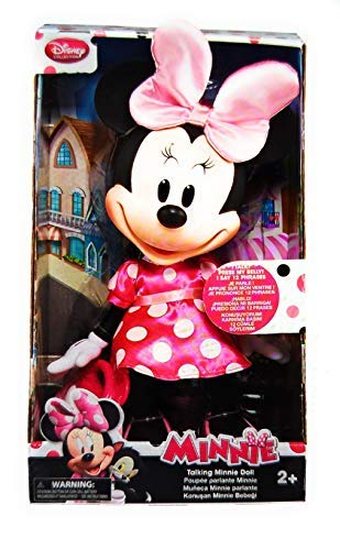 Disney Collection MINNIE Talking Doll