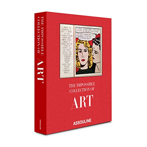 The Impossible Collection of Art from Brand: Assouline