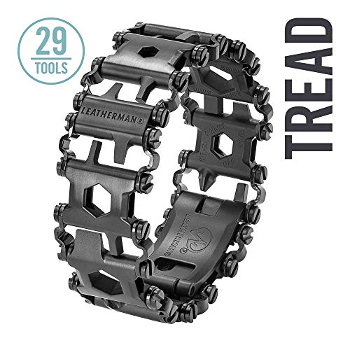 LEATHERMAN - Tread Bracelet, The Original Travel Friendly Wearable Multitool, -