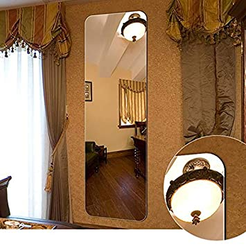 DP Home 18 x 57 In Wall-mounted Full Length Wall Mirror E-D001