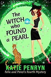 The Witch who Found a Pearl (Mpenzi Munro Mysteries Book 4)