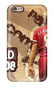 New Arrival Liverpool Fc Steven Gerrard NlSCG4232vRTky Case Cover/ 6 Iphone Case