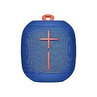 Ultimate Ears WONDERBOOM Waterproof Super Portable Bluetooth Speaker – IPX7 Waterproof – 10-hour Battery Life – Deep Blue
