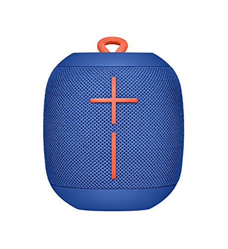 Ultimate Ears WONDERBOOM Waterproof Super Portable Bluetooth Speaker – IPX7 Waterproof – 10-hour Battery Life – Deep Blue