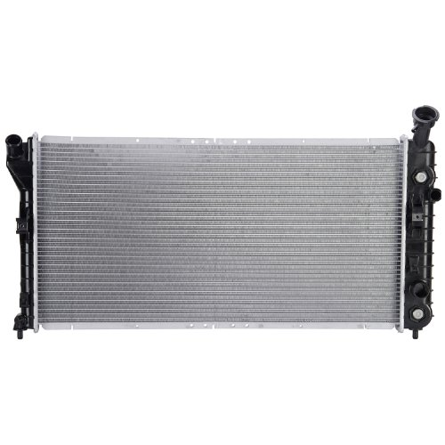 Spectra Premium CU2343 Complete Radiator for Buick/Chevrolet (Radiator Car Century Auto Buick)