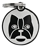 GoTags Pet ID Designer Dogs & Cats Robo Dog Pet