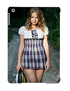 New Snap-on Cryogenhai Skin Case Cover Compatible With Ipad Air- Girl Model Cute Dress Legs Sexy Babe