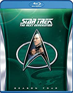 Cover Image for 'Star Trek: The Next Generation - Season 4'