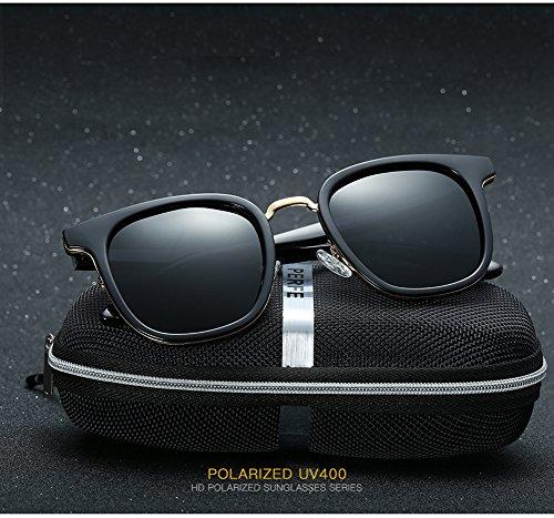 UV C1 Mujer para De Protección Polarizadas 400 Aviator para Sol Hombre Gafas C3 z4gUaxqnz