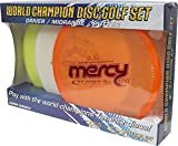 Latitude 64 World Champion Opto Line Disc Golf Starter Set [Disc weights and colors may vary]