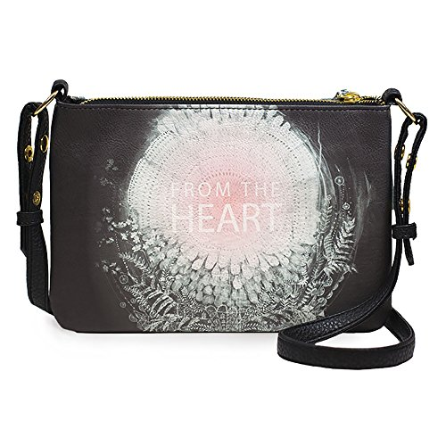 Crossbody Crossbody Heart Bag Crossbody From Bag the Heart Bag From the qwpftAqY