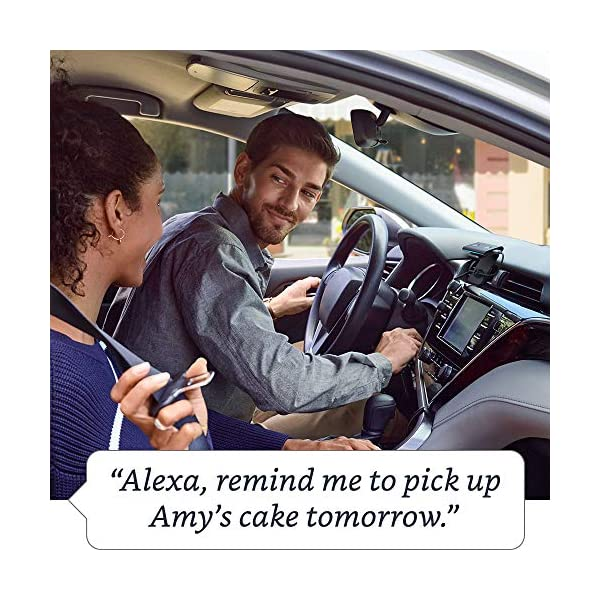 Echo Auto- Hands-free Alexa in your car with your phone 4