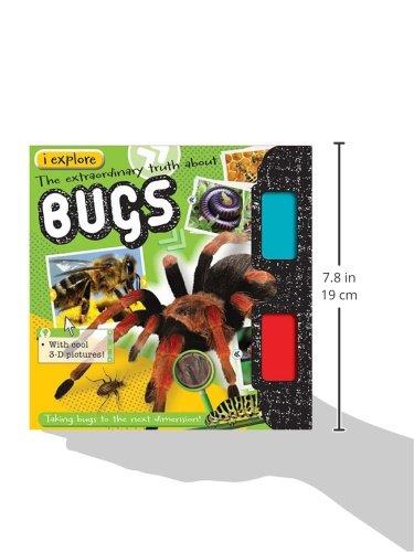 iExplore Bugs (I Explore (Make Believe Ideas))