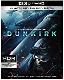 "Dunkirk (4K Ultra HD + Blu-ray + Digital HD)""Dunkirk"" opens as hundreds of thousands of British and Allied troops are surrounded by enemy forces. Trapped on the beach with their backs to the sea they face an impossible situation as the enemy closes i..."