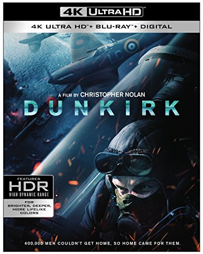 4K Blu-ray : Dunkirk (With Blu-Ray, 4K Mastering, Digital Copy, Dubbed, )