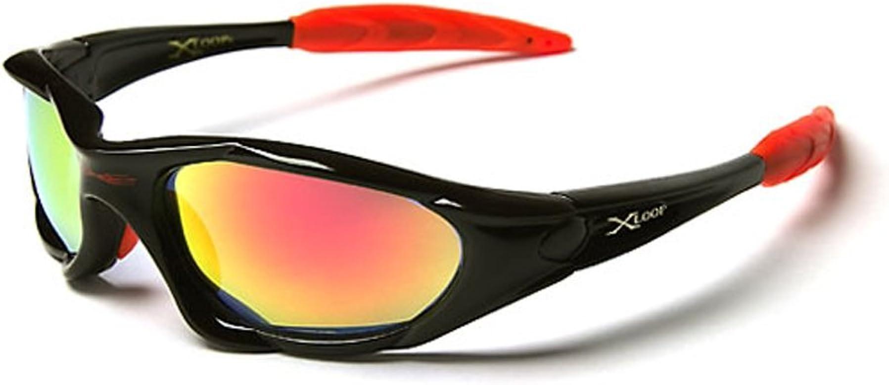 X-Loop Extreme Gafas de Sol - Deporte - Esqui - Ciclismo (Incluso Estuche, Funda - Vault Case): Amazon.es: Zapatos y complementos