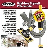 HYDE 09175 Drywall Vacuum Sander
