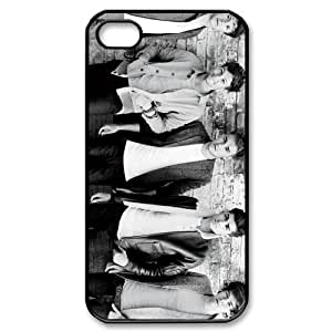 Customize One Direction Zayn Malik Liam Payn Niall Horan Louis Tomlinson Harry Styles Case for ipod touch 4 Designed by HnW Accessories