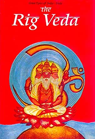 amazon   rig veda great epics of india vedas book 1