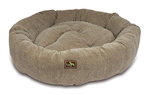 Cobblestone Small Cobblestone Small Luca For Dogs Nest Dog Bed, Small 26 x26 x7 , Cobblestone