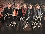 Why Don't We band reprint signed autographed