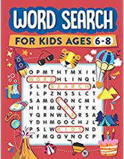 Word Search for Kids Ages 6-8: 100 Word Search Puzzles (Search and Find)