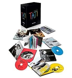 Jacques Tati. Integral [Blu-ray]