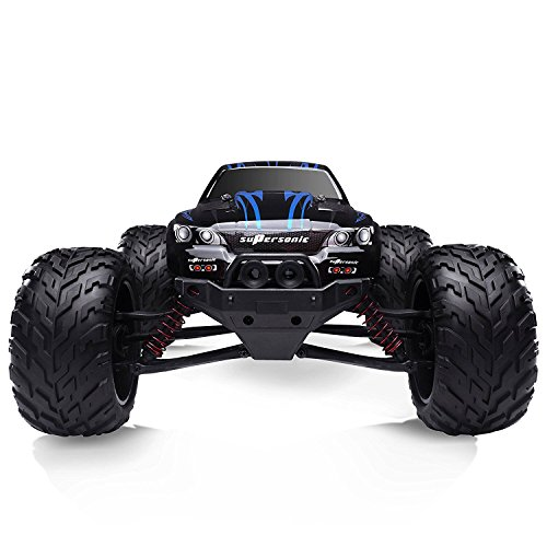 10 Off Road Electric Truck (1/12 Fast RC Cars for Adulits 35MPH High Speed Rock Crawler Remote Control Racing 2WD ELECTRIC POWER 2.4G Off Road Vehicle Monster Truck)