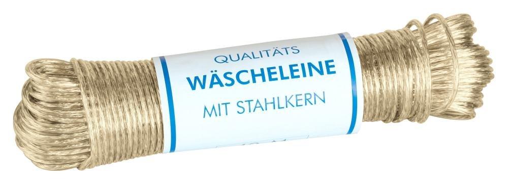 10 M Washing Line with Vollstahleinlage 10 m