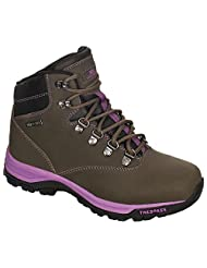 Trespass Womens/Ladies Theodora Lace Up Leather Walking Boots