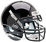 NCAA Army Black Knights Authentic XP Football Helmet, Black