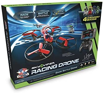 Goliath 90293 Sky Viper m.d.a. Racing dron, 2,4 GHz: Amazon.es ...