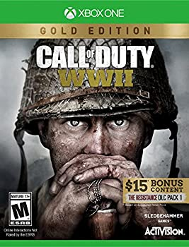 Call of Duty: WWII Gold Edition for Xbox One or PS4