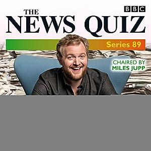 The News Quiz: Series 89 Radio/TV Program