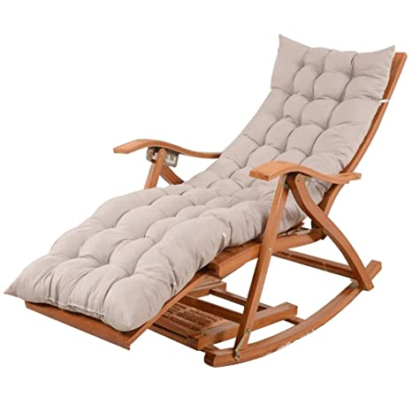 Bseack Sillón portátil y fácil, Plegable, reclinable, con ...