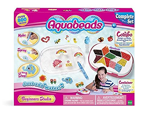 AquaBeads Beginners Studio Playset