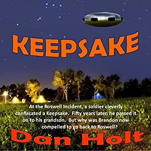 Keepsake Audiobook