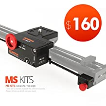 Konova New Motorized System Ms Kits for K3 100cm Slider (Not Included Controller)