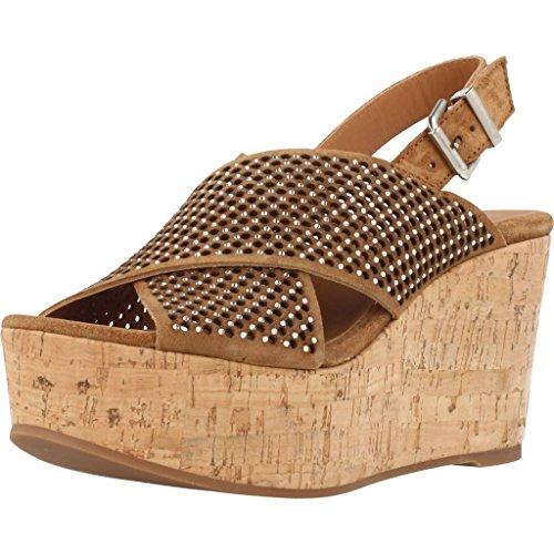 ALPE Sandalias y Chanclas Para Mujer, Color Marrón, Marca, Modelo Sandalias Y Chanclas Para Mujer 3341 11 Marrón marrón