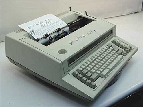 IBM / Lexmark 6781 TYPEWRITER WHEELWRITER 1000
