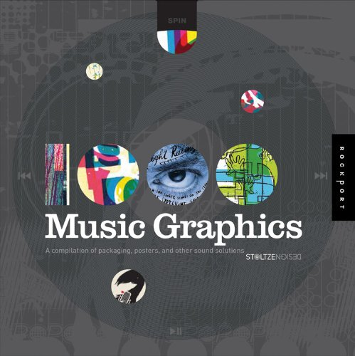 1 000 Music Graphics  A Compilation Of Packaging  Posters  And Other Sound Solutions  1000 Series