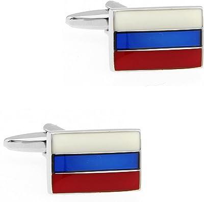 CIFIDET Gemelos con la Bandera de la Federación de Rusia de la ...