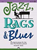 Best Alfred Of Blues Pianos - Jazz, Rags & Blues, Book 4: 9 Original Review