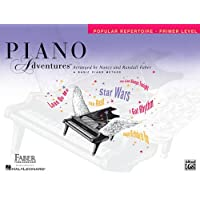 Piano Adventures Popular Repertoire Book: Primer Level: Noten, Sammelband für Klavier