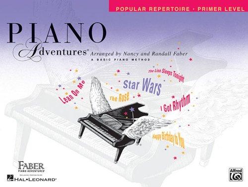 Primer Level - Popular Repertoire Book: Piano (Popular Repertoire Primer)
