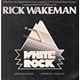 WHITE ROCK LP (VINYL) UK A&M 1977
